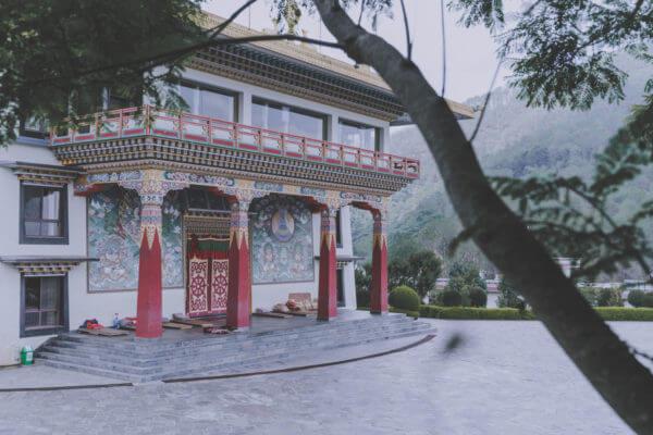 Neydo Tashi Choeling Monastery